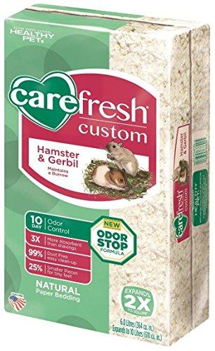 Carefresh Cust Ham/Gerb Wht10l Custom Hamster/Gerbil Whit...
