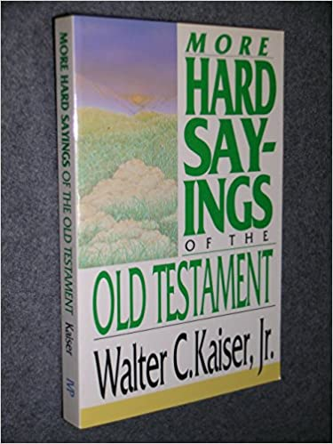 Book More Hard Sayings of the Old Testament