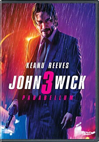 John Wick 3. Parabélum, Paris Filmes, DVD