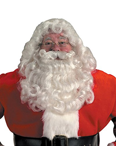 (Halco Professional Santa Wig and Beard)