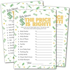 Compare Price To Price Is Right Baby Shower Game Tragerlaw Biz