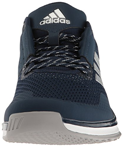 adidas Performance Herren Speed �?.0 Cross-Trainer Schuh Collegiate Navy / Metallic Silber / Weiß