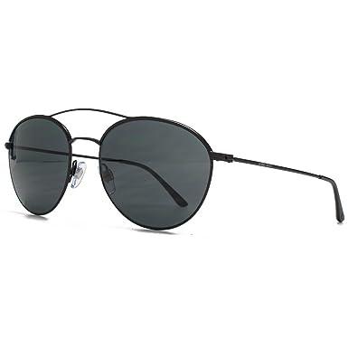 Giorgio Armani AR6032J Sonnenbrille Schwarz 300187 55mm NhvGm