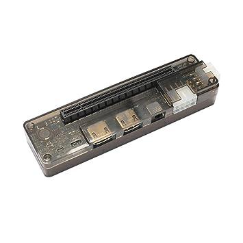 Grborn PCI-E V8.4D Base para Tarjeta de Video para ...
