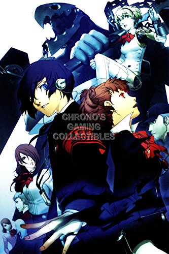Persona CGC Huge Poster Glossy Finish 3 PS2 PSP - PER308 (24