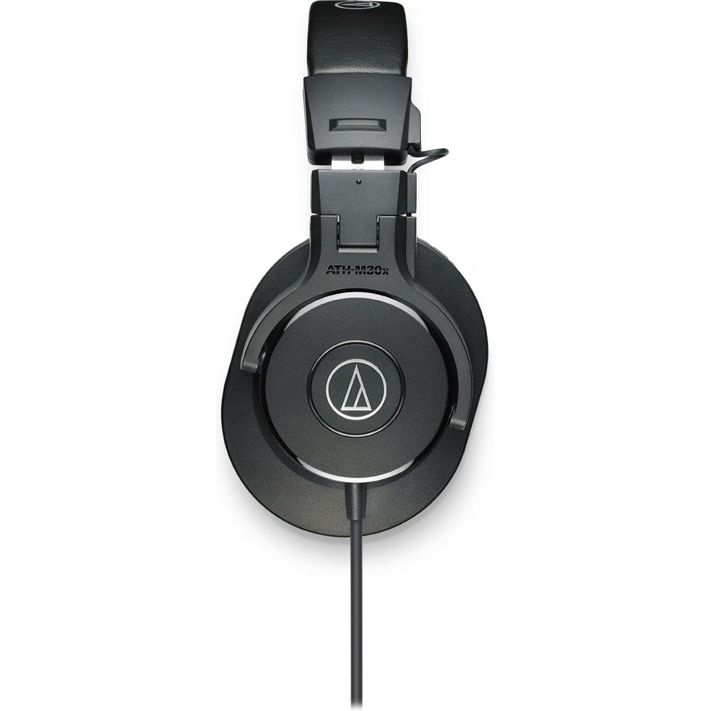 Audio-Technica ATH-M30x - Juego de auriculares profesionales que ...