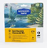 Backpacker's Pantry Dark Chocolate Cheesecake, Two Serving Pouch, (Packaging May Vary)​