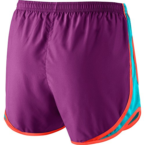Nike Womens Tempo Short Cosmic Purple / Omega Blue / Bright Cremisi
