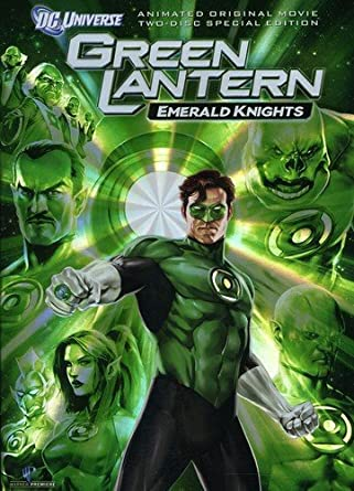 Amazoncom Green Lantern Emerald Knights Special Edition Various