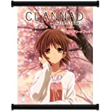 "Clannad Anime Fabric Wall Scroll Poster (32""x42"") Inches"