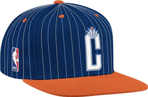 NBA Charlotte Bobcats Authentic On-Court Adjustable Snapback Hat, One ()