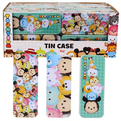 Tsum Tsum Tin Pencil Case
