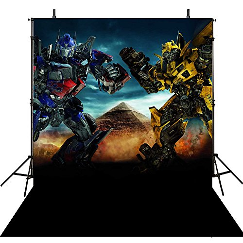 5Feet Width-7Feet High Movie Theme Photography Backdrops Party Thin Vinyl Photography Backdrop Digital Printed Photo Backgrounds Photo Studio ()