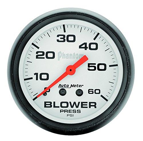 (Auto Meter 5802 Phantom Mechanical Boost Gauge)