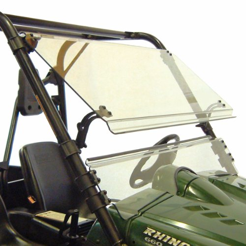 Kolpin Full-Tilt Windshield for Rhino - 1487 (Rhino Yamaha Utv)