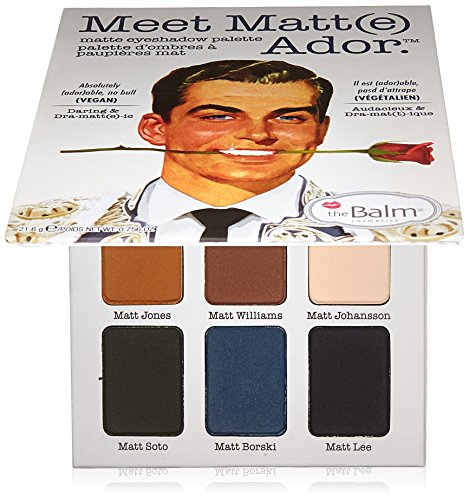 theBalm Meet Matte Ador Eye Shadow