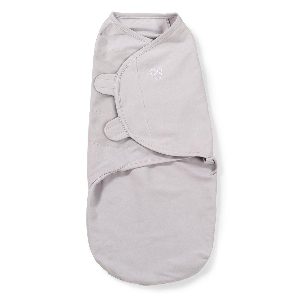 SwaddleMe 55294 1 Pack SM Grey Blankets Summer Infant