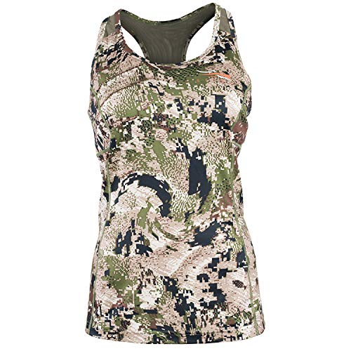 SITKA Gear New for 2019 Womens Core Active Tank Optifade Subalpine Large