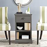 Safavieh American Homes Collection Griffin Grey Side Table Review