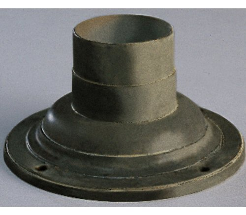 Kichler 9530OZ Accessory Pedestal Adaptor, Olde Bronze
