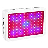 MAXGOODS 800W LED Grow Light Full Spectrum for Indoor Plants Veg and Flower