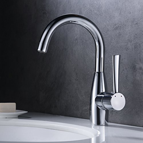 Crea Modern Bathroom Sink Faucet Hot And Cold Cloakroom