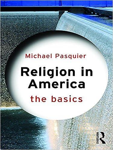 Religion In America The Basics EBook Michael
