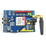 SODIAL(R) SIM900 Module Quad-Band Development Board GSM GPRS for Arduino Raspberry Pi