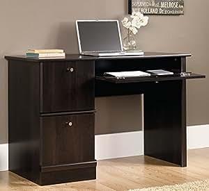 Keyboard Workstation Amazon : steward computer desk with keyboard tray cinnamon cherry top base and accent ~ Hamham.info Haus und Dekorationen