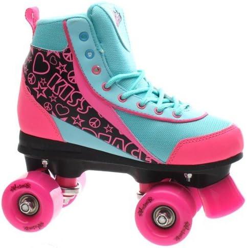 Luscious Retro Quad Roller Skates - 1