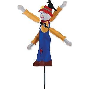 Premier Kites Whirligig Spinner - 20 in. Scarecrow Spinner