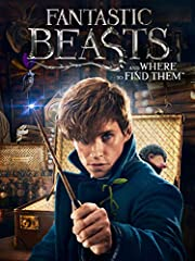 """Fantastic Beasts and Where to Find Them (DVD)""""Fantastic Beasts and Where to Find Them"""" opens in 1926 as Newt Scamander has just completed a global excursion to find and document an extraordinary array of magical creatures. Arriving in New Yor..."""