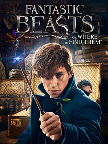 (Fantastic Beasts and Where to Find Them (DVD))