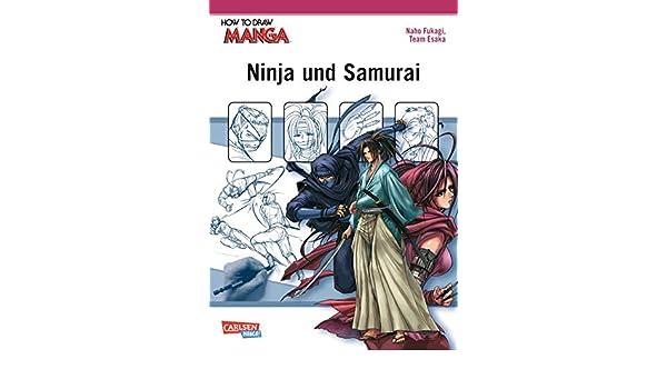 How To Draw Manga: Ninja und Samurai: 9783551752956: Amazon ...