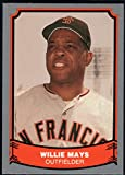 #4: Baseball MLB 1988 Pacific Legends I #24 Willie Mays Giants