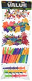 Amscan Fun Filled Noisemaker Super Mega Mix Value Set Birthday Party Favour, Plastic, Pack of 100