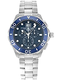 Aquaracer Quartz Male Watch CAN1011.BA0821 (Certified Pre-Owned)
