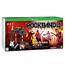 Save on Rock Band 4 - Band In A Box Bundle