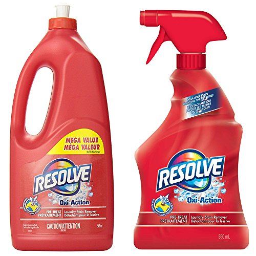Original Resolve Max Oxi-Action / Spray N Wash Powerful Laun