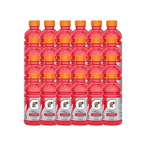 Gatorade Thirst Quencher Strawberry Bottles product image