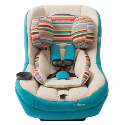 Maxi-Cosi Pria 70 Convertible Car Seat, Bohemian Blue (Discontinued by Manufacturer) by Maxi-Cosi