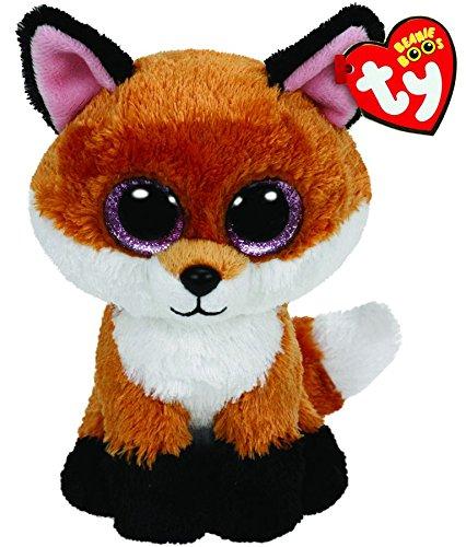 Ty Beanie Boos Slick The Brown Fox Plush 2