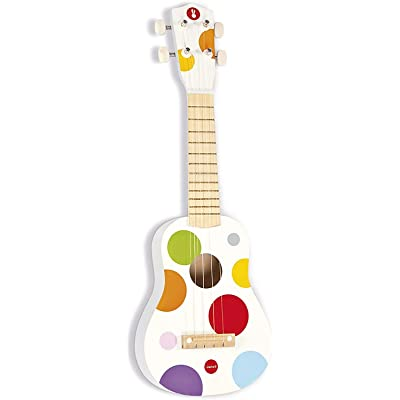 Janod Ukulele Music Set, Mixed: Toys & Games