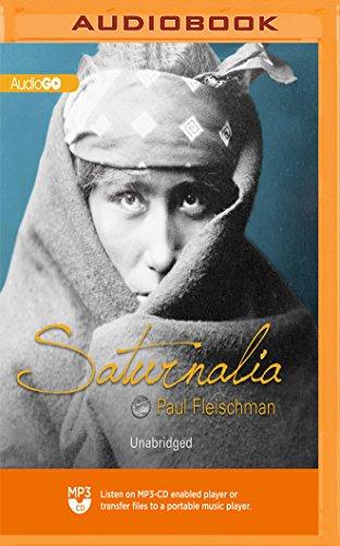 Saturnalia by Blackstone on Brilliance Audio