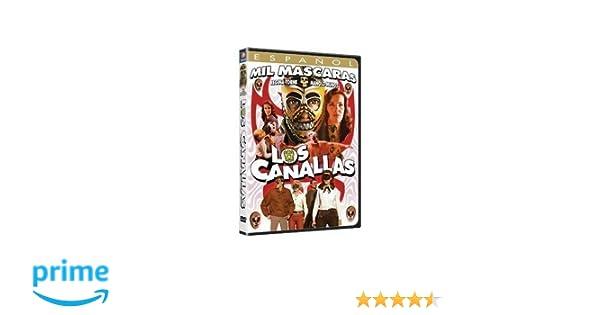 Amazon.com: Los Canallas: Armando Acosta, Federico Falcón, Juan Garza (II), Cesar Gay, Adolfo Magaldi, Claudia Martell, Mil Mascaras, Elvia Mendoza, ...