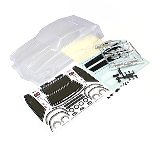 - Kyosho America FAB453 Clear Body set (1970 Chevy Chevelle)