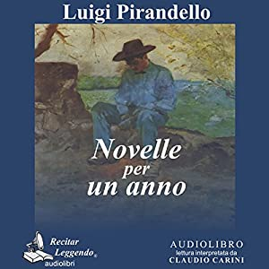 Novelle per un anno [Short Stories for a Year] Audiobook