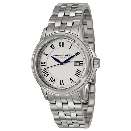 Raymond Weil Men's 5578-ST-00300 Swiss Quartz Movement Watch