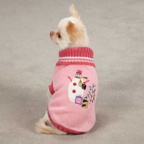Deck the Halls Sweater – XSmall, My Pet Supplies