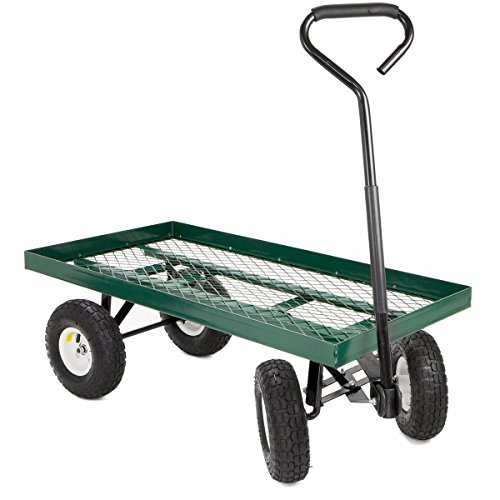 Transporting Garden Wagon Cart